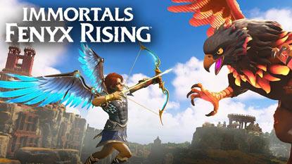 Immortals Fenyx Rising: játékmenetet és megjelenési dátumot is kaptunk