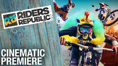 Bemutatkozott a Ubisoft új többjátékos IP-je, a Riders Republic
