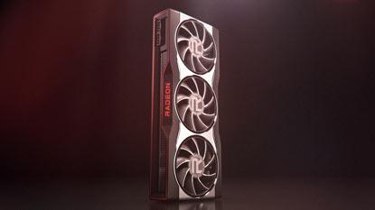 Itt az első hivatalos kép a Radeon RX 6000 dizájnjáról