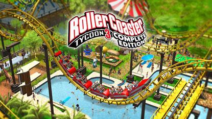 Ingyenesen beszerezhető a RollerCoaster Tycoon 3 Complete Edition