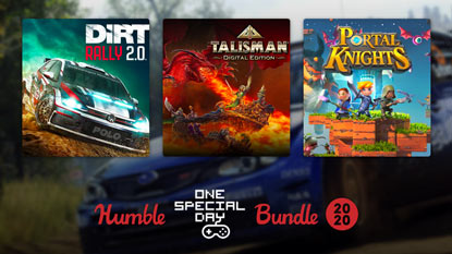 The Humble One Special Day Bundle 2020 is live