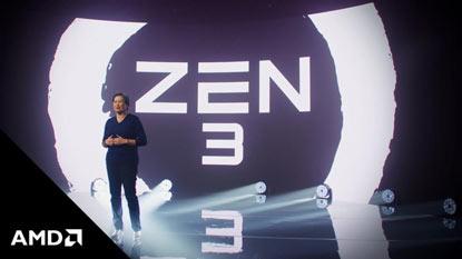 Az AMD hivatalosan is leleplezte a Ryzen 5000-es CPU-kat