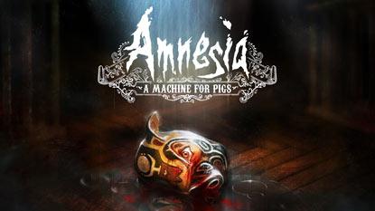 Ingyenesen beszerezhető az Amnesia: A Machine for Pigs és a Kingdom New Lands