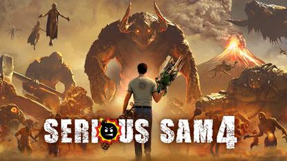 A Devolver Digital felvásárolta a Serious Sam készítőit