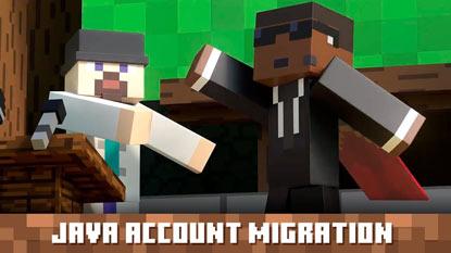 Microsoft-fiókra lesz szükség a Minecraft Java Edition esetében