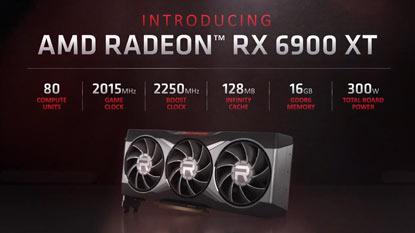 Az AMD leleplezte a Radeon RX 6800 XT és RX 6900 XT kártyákat