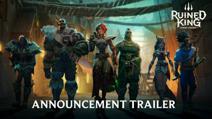 Jövőre jön a Ruined King: A League of Legends Story