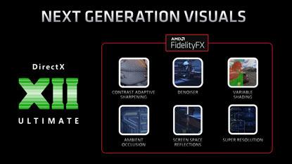 Az AMD a DLSS alternatíváján dolgozik