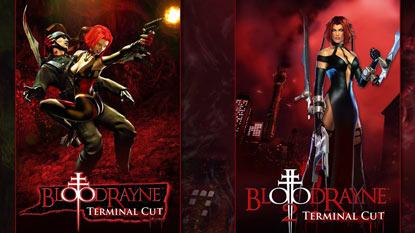 Remastert kap a BloodRayne 1 és 2