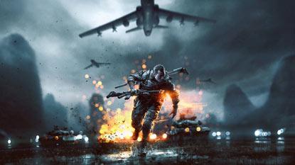 Jövőre jön a következő generációs Battlefield
