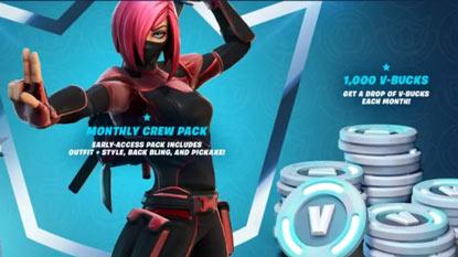 Fortnite: az Epic Games a havi előfizetés lehetőségét fontolgatja