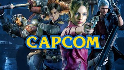 Komoly hackertámadás érte a Capcomot