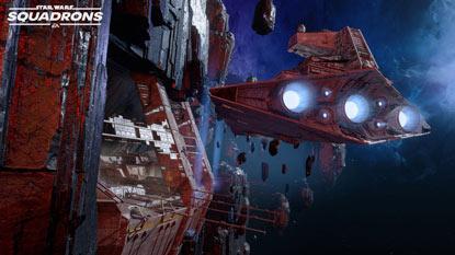 Két tartalmi frissítést is kap a Star Wars: Squadrons