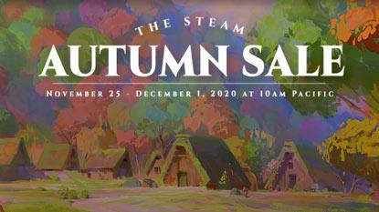 Elrajtolt a 2020-as Steam őszi vásár és a Steam Díjak