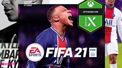 A gépigény miatt alapul az előző generációs verzión a PC-s FIFA 21