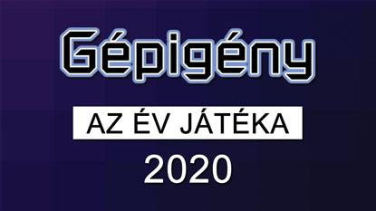 Elindult a Gépigény.hu: Az év játéka díj 2020 szavazás
