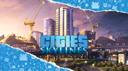 Grab Cities: Skylines for free right now