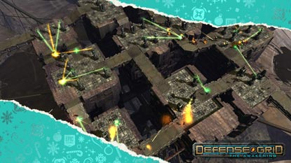 Defense Grid: The Awakening is free for 24 hours