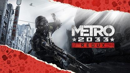 Ingyenesen beszerezhető a Metro 2033 Redux