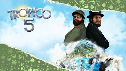 Tropico 5 is free for a limited time