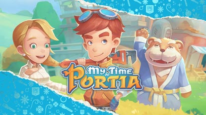 Grab My Time At Portia for free right now