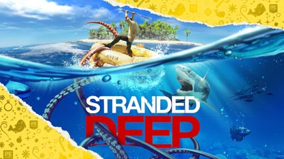 Stranded Deep is free for 24 hours cover