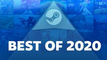 A Valve felfedte 2020 legkelendőbb és legtöbbet játszott játékait