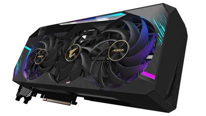 Gigabyte GeForce RTX 3080 Ti modellek bukkantak fel az EEC adatbázisában