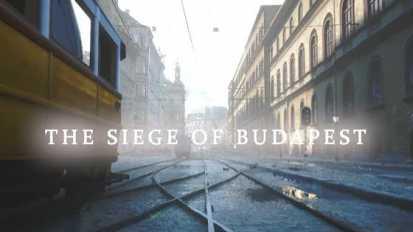 Mozgásban láthatjuk a magyar fejlesztésű Budapest Ostroma 1944-45-öt