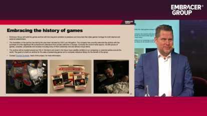 Videojáték archívumon dolgozik az Embracer Group