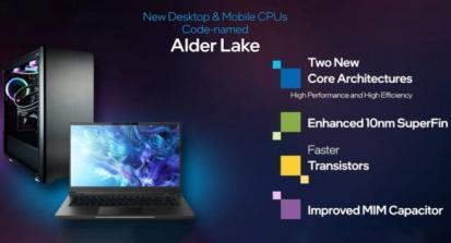 20%-os IPC növekedést hozhatnak az Alder Lake CPU-k
