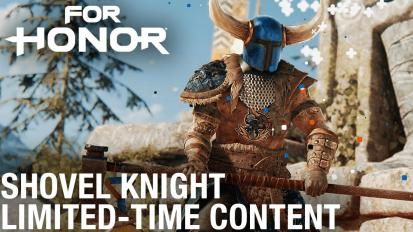 Új tartalmakat kap a For Honor, Shovel Knight crossover is érkezik