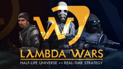 13 év után megjelent a Half-Life világában játszódó Lambda Wars