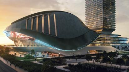 Futurisztikus e-sport aréna építését tervezik Torontóban