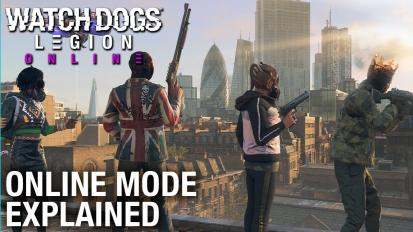 Watch Dogs: Legion - hamarosan érkezik a multiplayer