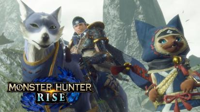 2022-ben PC-re is jön a Monster Hunter Rise