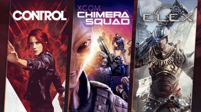 Control, Elex és XCOM: Chimera Squad a márciusi Humble Choice-ban
