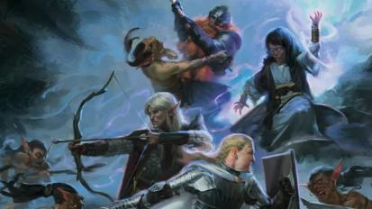 Egy Dungeons & Dragons világán alapuló open-world játék van készülőben