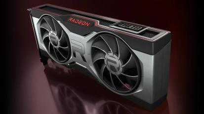 Az AMD hivatalosan is leleplezte az RX 6700 XT-t