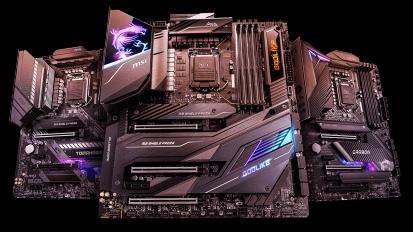 PCIe 4.0 támogatást kapnak az MSI Z490-es alaplapok