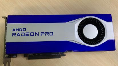 Képeken az új AMD Radeon Pro