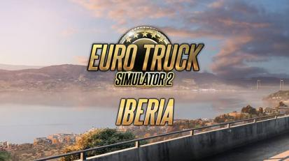 Megjelent az Euro Truck Simulator 2 új DLC-je, az Iberia
