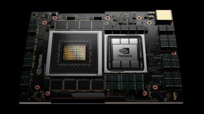 Bejelentette első, modern adatközpontokba szánt CPU-ját az Nvidia
