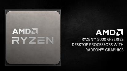 Az AMD leleplezte a Ryzen 5000G asztali processzorokat