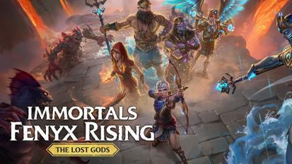 Hamarosan érkezik az Immortals Fenyx Rising utolsó nagy DLC-je