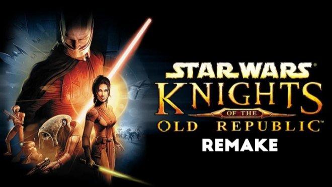 Javában készül a Star Wars: Knights of the Old Republic remake-je