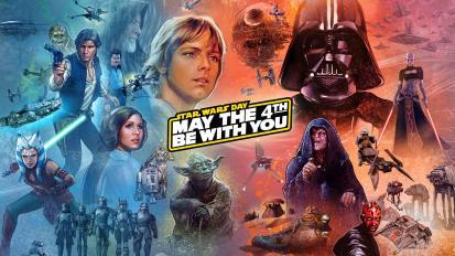 Közeledik a hivatalos Star Wars-nap, rengeteg akció várható