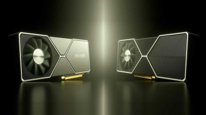 """Májusban érkezik az Nvidia GeForce RTX 3000 """"Lite Hash Rate"""" széria"""