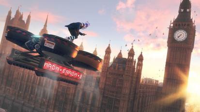 Érkezik a Watch Dogs: Legion első DLC-je, az Update 1