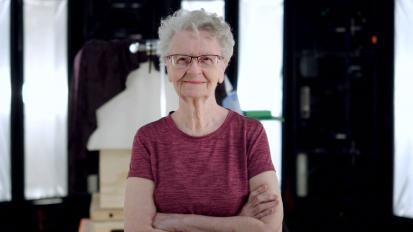 Egy mod segítségével társunkká válhat a Skyrim-rajongó nagymama